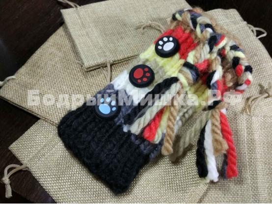 Чехол под мобильный телефон 09 Медвежья Плетенка 4