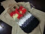 Чехол под мобильный телефон 35 Мишка в броне