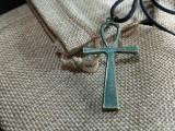 Медальон Египетский Анк 002