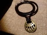 Медальон Медвежья лапа #3 Подвязка