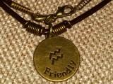 Медальон Зодиак 06 Aquarius Водолей