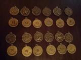 Медальон Зодиак 03 Scorpius Скорпион