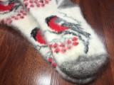 Носки пуховые 001
