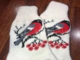 Носки шерстяные 002