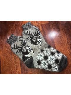 Носки пуховые 004