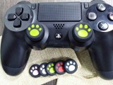 Накладки на джойстик PS3, PS4 и XBOX с текстурным рисунком Лапки