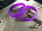 """Браслет """"Хуп"""" 002 Фиолетовый"""