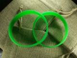 """Браслет """"Хуп"""" 005 Зеленый"""