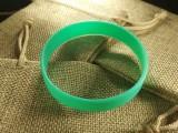 """Браслет """"Хуп"""" 008 Зеленый холодный"""