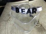 """Кожаный браслет: """"Polar Bear"""" - """"Полярный Мишка"""""""