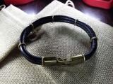 """Кожаный браслет """"Питон"""" 004"""