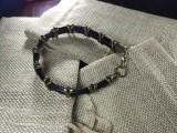 """Кожаный браслет """"Питон"""" 006 (Алексивер)"""