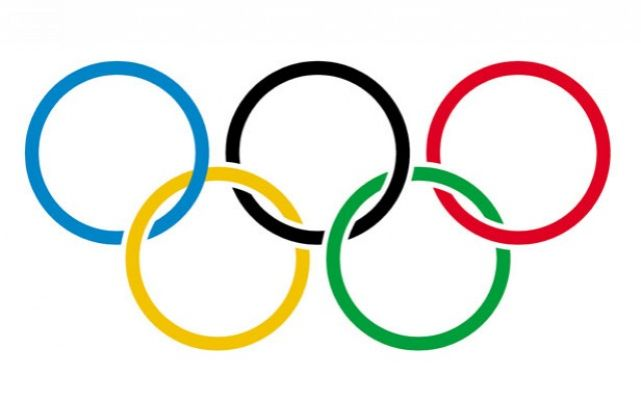 Олимпийские браслеты из замши